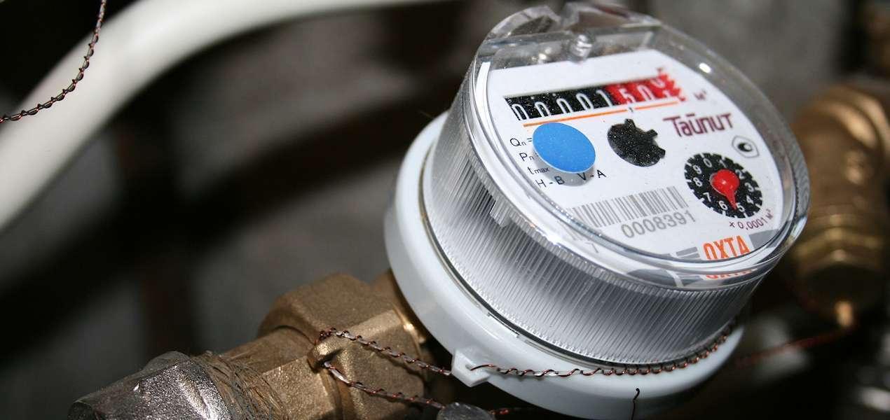 Új időpontban a melegvíz-mérők éves leolvasása